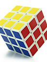 Shengshou® Cube de vitesse lisse 3*3*3 Fluorescent / Niveau professionnel Cubes magiques Noir / Blanc Plastique