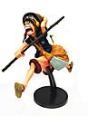 One Piece Monkey D. Luffy PVC Anime Actionfigurer Modell Leksaker doll Toy