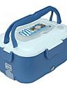 12v peut etre branche boite de chauffage isolation du dejeuner d\'electricite (couleur aleatoire)