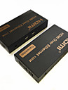 hdmi ip extender 150meter av en rj45 cat5 / 6-kabel med IR-kontroll ett par sändare-mottagare ljud videoförstärkare