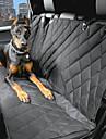 Hund Bilsätesskydd Husdjur Transportörer Vattentät / Bärbar Svart Bomull