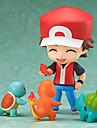 ficka lite monster Ash Ketchum pvc 10cm anime actionfigurer leksaker modell docka leksak 1 st