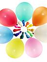 grande taille des ballons ronds pearlized epais 100pcs