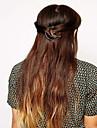 Femei Aliaj Diadema-Ocazie specială Informal Exterior Agrafă Clipuri de Păr Ac de Păr 1 Bucată