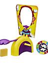 Brädspel / Praktiskt skämt Gadget spelet Leksak LL Glimt Cirkelrunda Plastic Vit / Röd Till barn