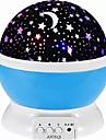 4 led perler 360 degres romantique cosmos salle projecteur d\'etoiles de lumiere