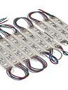 12W 60x5050smd 960lm IP 65 verde / albastru / galben / roșu / alb rece / cald alb / LED RGB module de lumină (12v DC)