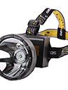 Belysning Pannlampor LED 2000lumens Lumen 2 Läge 18650 Vattentät / LaddningsbarCamping/Vandring/Grottkrypning / Cykling / Jakt / Fiske /
