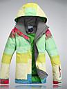 vetements de ski en tete thermique chaud / materiaux legers coupe-vent