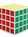 Shengshou® Mjuk hastighetskub 4*4*4 Lysrör Hastighet professionell nivå Lindrar stress Magiska kuber Svart Blekna Ivory Plast