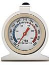 echelle en acier inoxydable double four thermometre (50-300 ° c)