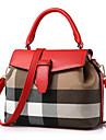Femme Polyurethane Formel / Decontracte / Exterieur / Bureau & Travail / Shopping Sac a Bandouliere