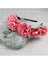 Pentru femei Material Textil Diadema-Nuntă Ocazie specială Casual Cordeluțe 1 Bucată