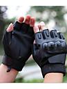 les forces speciales de faucon noir gants tactiques coupes en cuir des gants demi conditionnement physique en plein air equitation gants