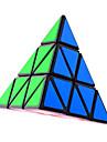 Shengshou® Cube de Vitesse  Pyraminx Alien Cubes magiques Noir Plastique