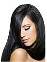 premierwigs 8 \'\' - 26 \'\' Yaki raka brasilianska jungfru limfria fulla spets människohår peruker limfria spets front peruker 8a