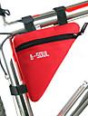 Sac de VeloSac de cadre de velo Zip etanche / Resistant a l\'humidite / Resistant aux Chocs / Vestimentaire Sac de CyclismePolyester / PVC