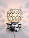 AC 100-240 Max 60W E26/E27 Hedendaags / Traditioneel /Klassiek Chroom Kenmerk for Kristal / Ministijl,Sfeerverlichting MuurlampenMuur