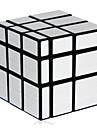 Shengshou® Cube de Vitesse  3*3*3 Miroir Cubes magiques Noir Argente ABS