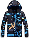Tenue de Ski Anorak pour Ski/snowboard Homme Tenue d\'Hiver Polyester Vetement d\'Hiver Garder au chaud / Pare-vent / VestimentaireCamping