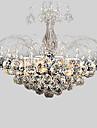 SL® Pendant Luxury Modern Crystal Living 3 Lights