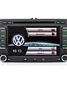 """7 """"2 DIN pekskärm bil dvd-spelare för volkswagen med can-bus, Bluetooth, GPS, iPod-ingång, rds, radio, atv"""