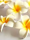"""1 Une succursale Polyester Autres Fleur de Table Fleurs artificielles 7 (2.7"""")"""