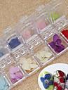 36 Manucure De oration strass Perles Maquillage cosmetique Manucure Design