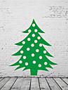 Noel / Vacances Stickers muraux Stickers avion Stickers muraux decoratifs,PVC Materiel Amovible Decoration d\'interieur Wall Decal