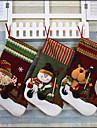 jul strumpor levererar julklapp på juldagen jul strumpor prydnader Santa strumpor