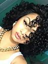 brazilian courte bob vierge perruques de cheveux humains courts boucles perruques complets pour les femmes noires avec des cheveux de bebe
