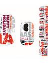14Pcs/Sheet Nail Sticker Art Autocollants 3D pour ongles Bande dessinee / Adorable Maquillage cosmetique Nail Art Design