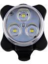 Lampes Frontales / Eclairage de Velo / bicyclette / Lampe Arriere de Velo LED LED CyclismeEtanche / Rechargeable / Taille Compacte /