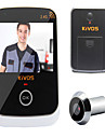 kivos kdb307 hushåll visuellt intelligenta elektroniska stöldskydd dörrögat kameraövervakning