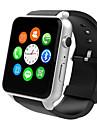 NO Micro-SIM Bluetooth 3.0 / 3G / NFC iOS / Android Handsfreesamtal / Mediakontroll / Meddelandekontroll / Kamerakontroll 128MBAudio /