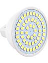 5W GU5.3(MR16) Spot LED MR16 54 SMD 2835 400-500 lm Blanc Chaud / Blanc Froid Decorative 9-30 V 1 piece