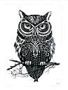 1 Tatueringsklistermärken Djurserier Ogiftig Mönster Ländrygg VattentätDam Herr Vuxen Blixttatuering tillfälliga tatueringar