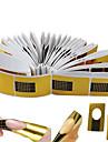 nagel konst Manikyr verktyg Kit 100pcs