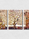 toile set Celebre Modern,Trois Panneaux Toile Verticale Imprimer Art Decoration murale For Decoration d\'interieur