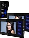 800*480 120 CMOS systeme sonnette Sans fil Sonnette video Multifamilial