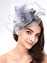 נשים תחרה נוצה רשת כיסוי ראש-חתונה אירוע מיוחד קז\'ואל קישוטי שיער חלק 1
