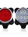 Pannlampor / Cykellyktor / Baklykta till cykel LED LED Cykelsport Vattentät / Laddningsbar / Kompakt storlek / Superlätt / Varning USB100