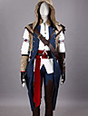 Inspire par Assassin Conner Video Jeu Costumes de cosplayCostumes Cosplay / Tops Cosplay / Bas / Chapeau/Casquette / Gants / Plus
