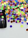 1bottle nagel konst Decoration Strass Pearls skönhet Kosmetisk nagel konst Design