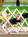 Vinställ Trä,44*43*31CM Vin Tillbehör