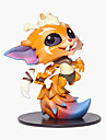 LOL Cosplay PVC 10cm Figures Anime Action Jouets modele Doll Toy