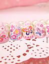 produit clou tache bande dessinee beau papillon ongles faux ongles timbre 24 pieces avec de la colle
