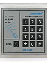 porte simple controle d\'acces de machine