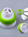 1 Plastic decorare Instrumentul tort / pentru Cupcake Calitate superioară