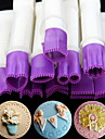 dekorera Verktyg För Tårtor För Kakor Plast Miljövänlig